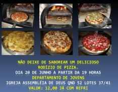 Festival de Pizza - QND 52
