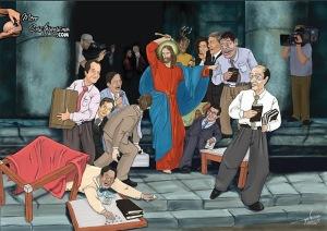 Arrocha Jesus!!!